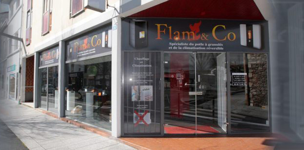 Show room FLAM & CO 103 avenue St Vincent de Paul 40100 Dax